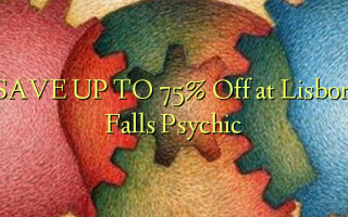 SAVE UP TO 75% Off at Lisbon Falls Psychic