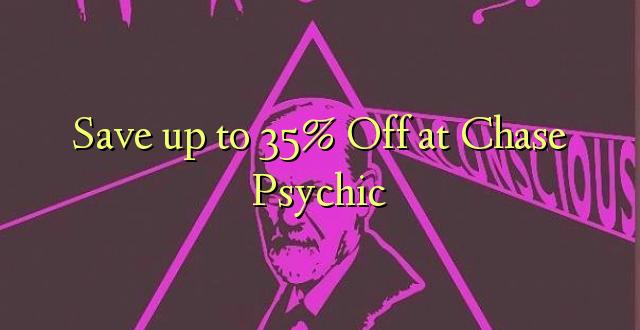 Gem op til 35% Off ved Chase Psychic
