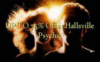 OP TIL 75% Off på Hallsville Psychic