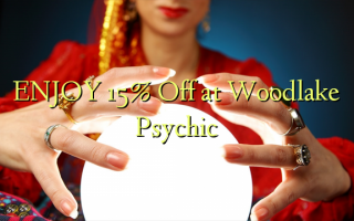 ENJOY 15% Off at Woodlake Psychic