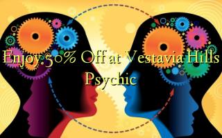 Farira 50% Enda kuVestavia Hills Psychic