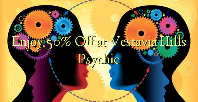 Enjoy 50% Off at Vestavia Hills Psychic