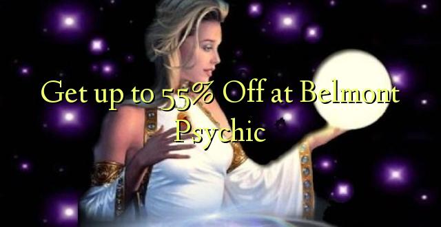 Få op til 55% Off på Belmont Psychic