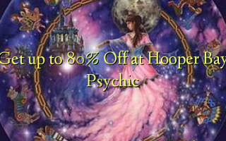 Gitt op 80% Off bei Hooper Bay Psychic