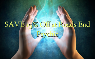 SAVE 15% Off at Roads End Psychic