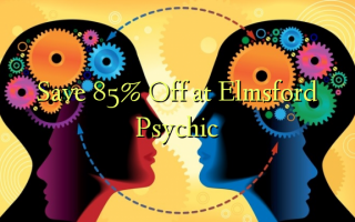 Save 85% Off at Elmsford Psychic