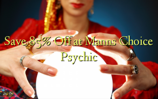 Save 85% Off at Manns Choice Psychic