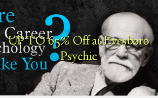 UP TO 65% A kashe a Evesboro Psychic