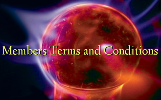 Sodales Terms and Conditions